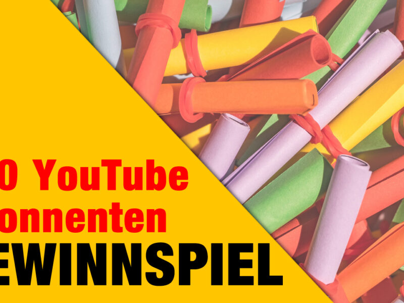 200 YouTube-Abonnenten-Special!